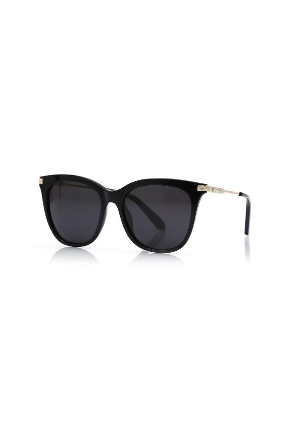 عینک آفتابی زنانه جدید برند By Harmony رنگ مشکی کد ty46248806