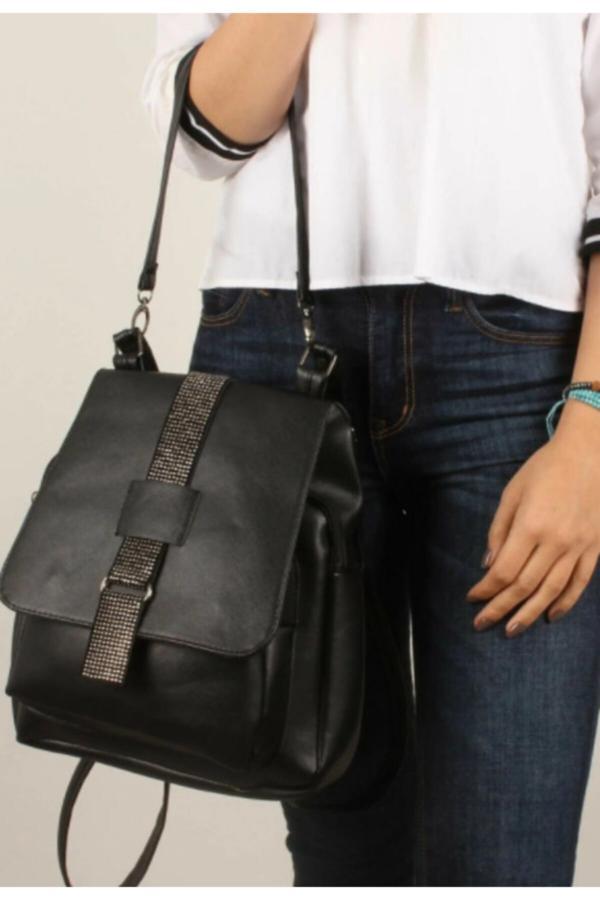 فروش پستی ست کیف دستی دخترانه برند pirengcanta رنگ مشکی کد ty46268434