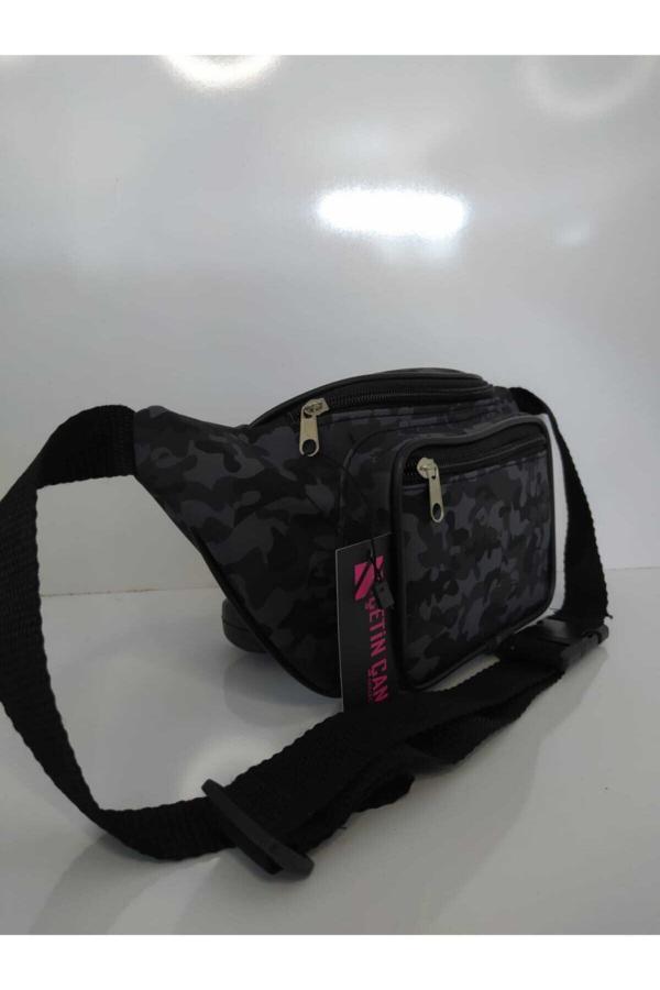 فروش کیف ورزشی مردانه خفن برند ÇETİN ÇANTA رنگ مشکی کد ty46428208