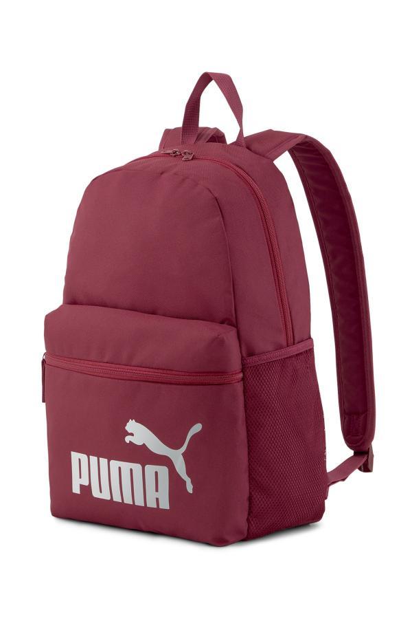 کوله پشتی دخترانه ترک برند Puma رنگ زرشکی ty46531396