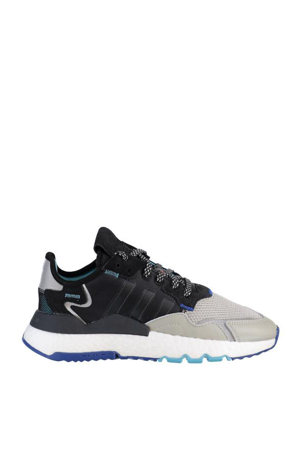 کفش اسپرت مردانه فانتزی برند ادیداس رنگ مشکی کد ty46542432