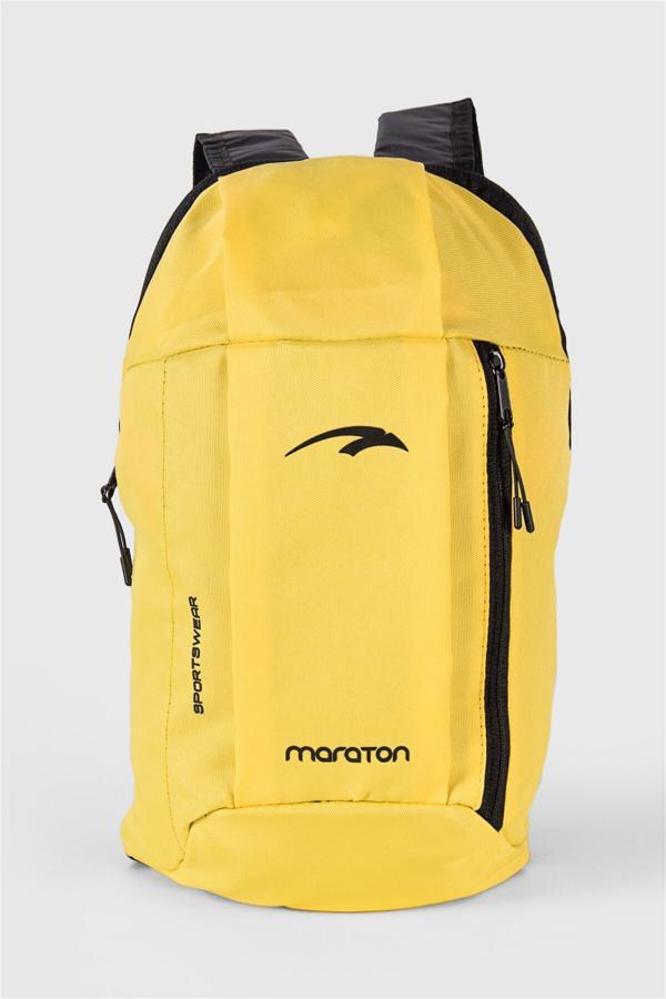 کیف ورزشی مردانه کوتاه برند MARATON رنگ زرد ty46757652