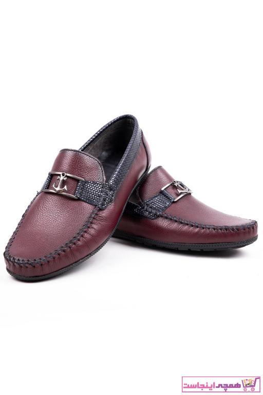 فروش کالج مردانه فانتزی برند MPP رنگ زرشکی ty46922507