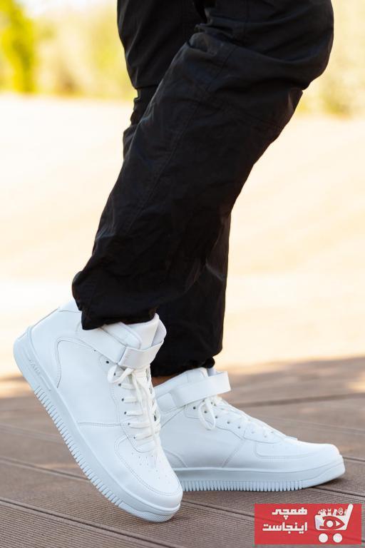 خرید مدل کفش اسپرت مردانه برند MUGGO رنگ سفید ty46986814
