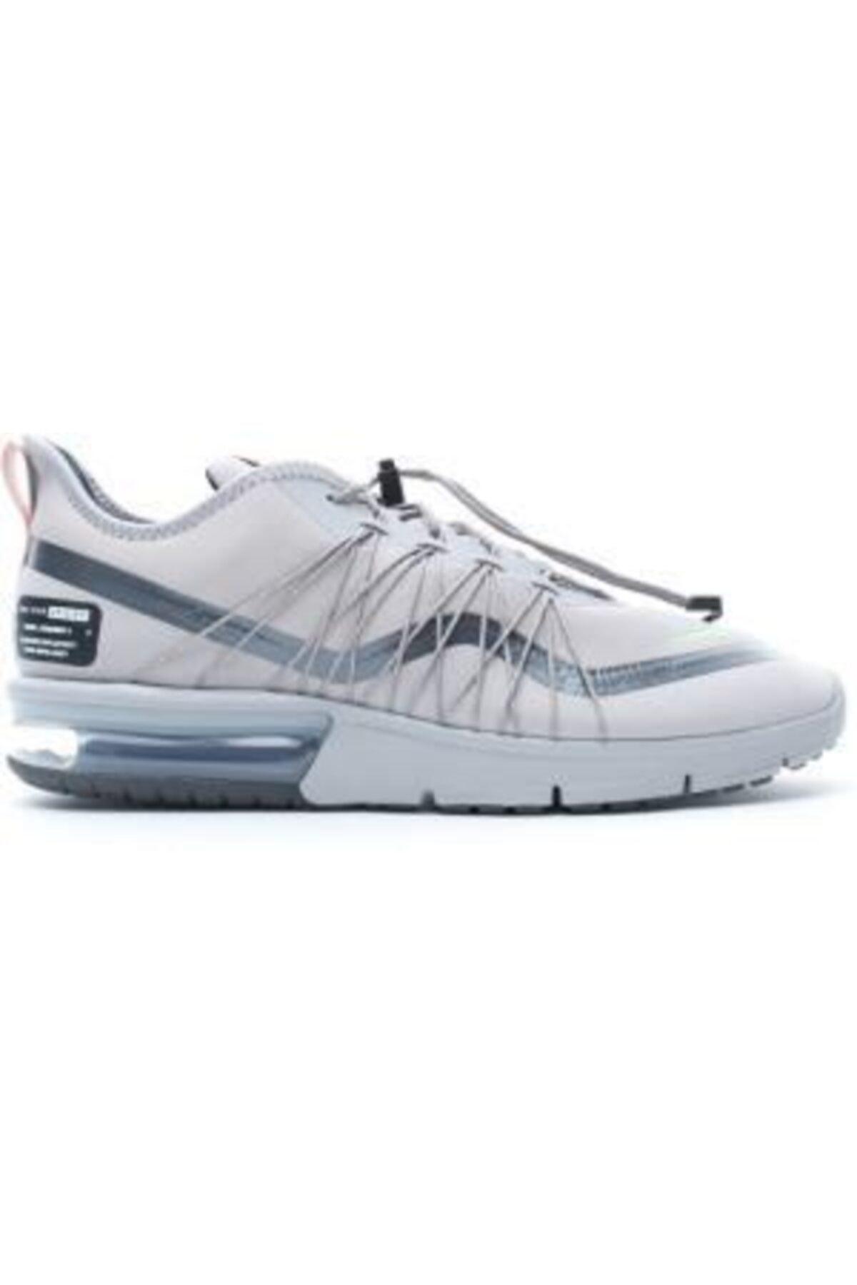 مدل کفش مخصوص پیاده روی مردانه مارک Nike رنگ نقره ای کد ty47019301