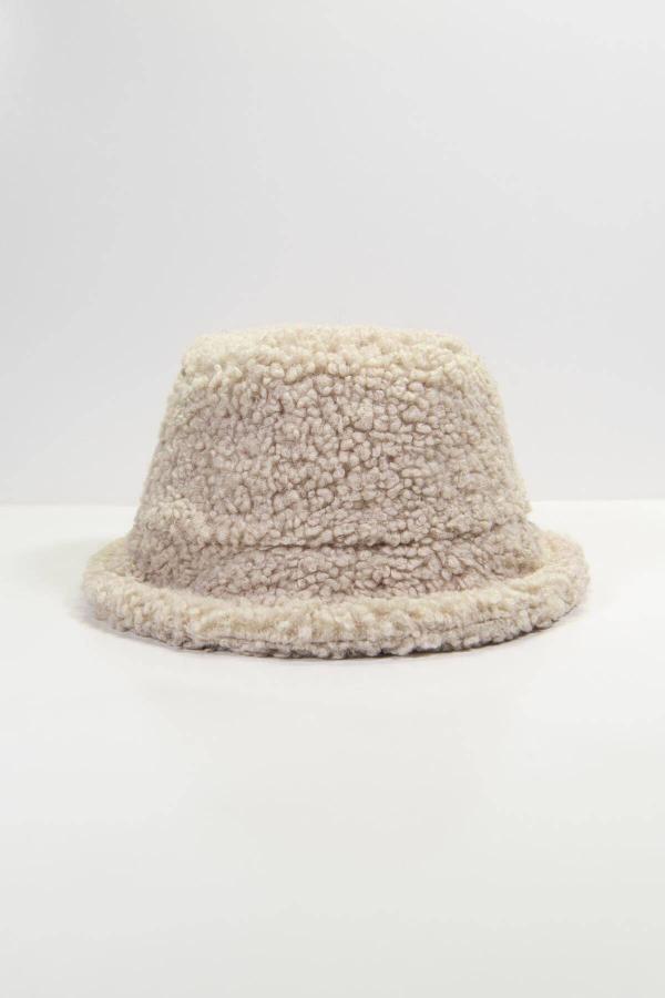 فروش نقدی کلاه زنانه خاص برند Addax رنگ بژ کد ty47050354