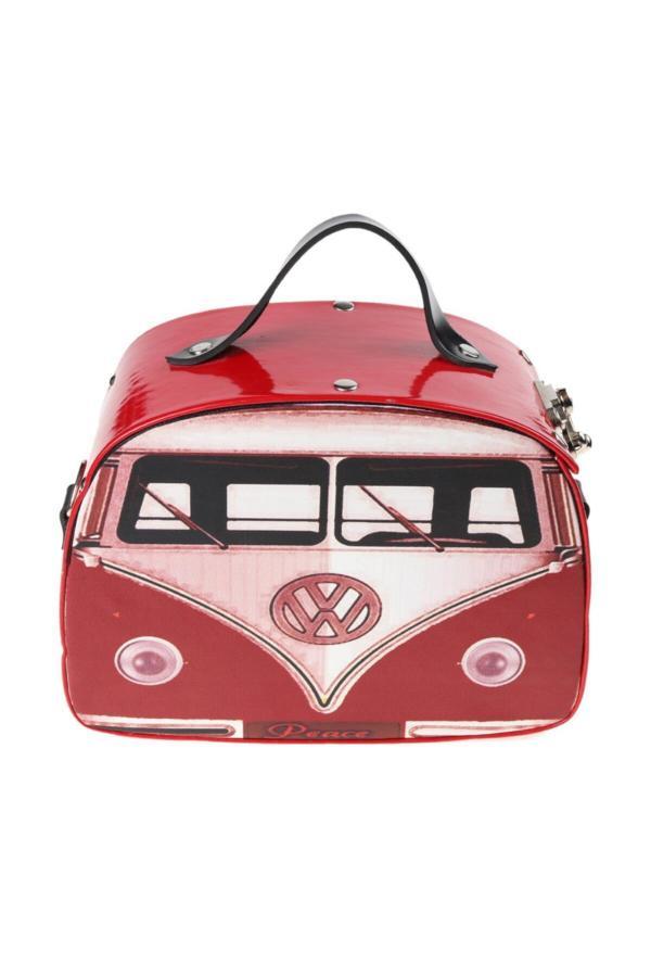 قیمت کیف دستی زنانه برند Attach رنگ قرمز ty47322727