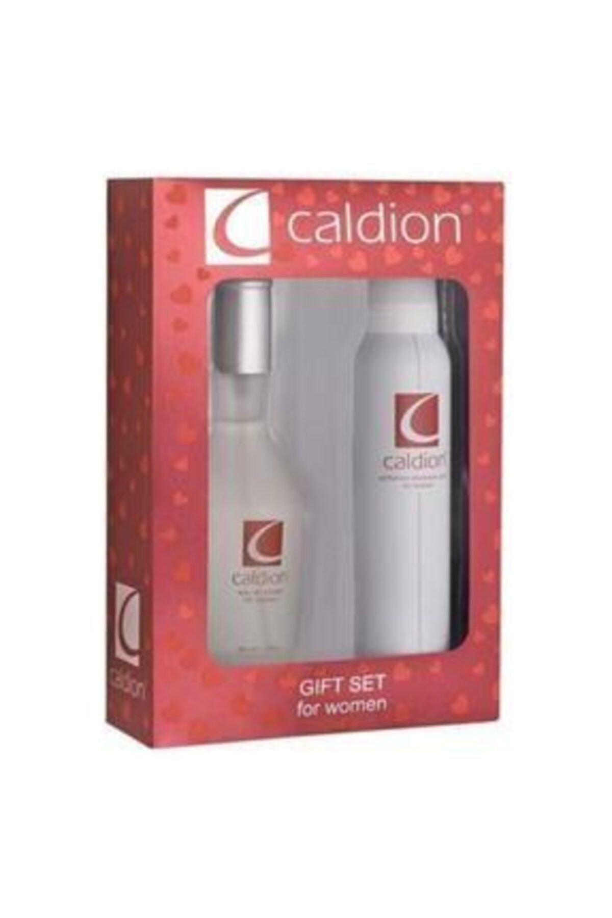 فروش اسپری مردانه خفن برند Caldion  ty4741937