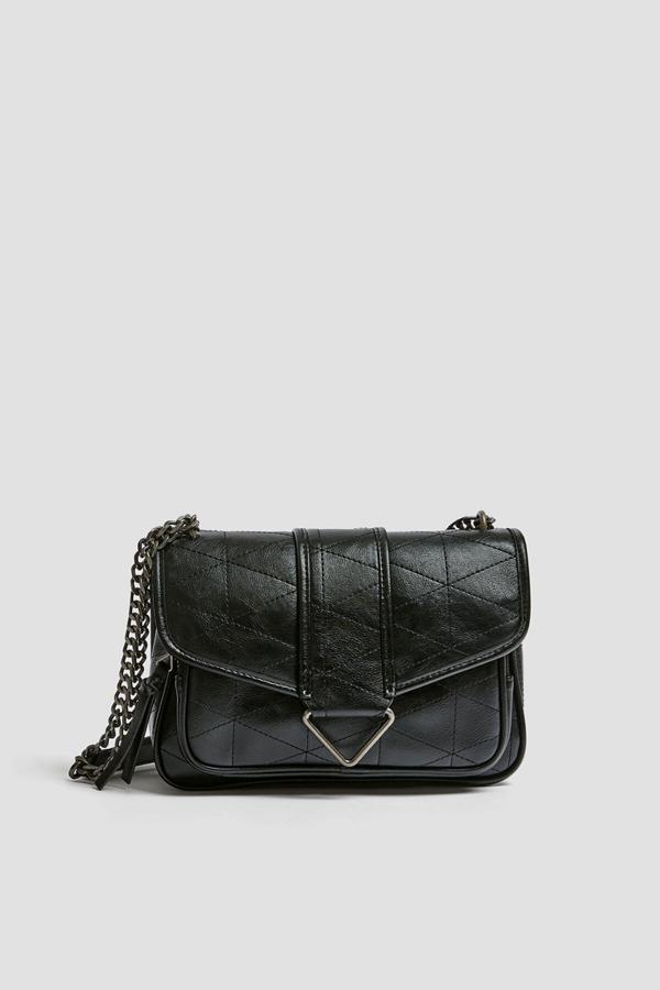 کیف دستی زنانه مدل 2020 برند Pull & Bear رنگ مشکی کد ty47466274