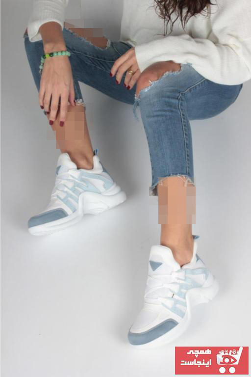 اسپرت دخترانه حراجی برند İnan Ayakkabı کد ty4749470