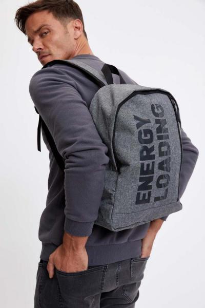 خرید ارزان کیف ورزشی مردانه اسپرت برند دفاکتو رنگ نقره ای کد ty47551538