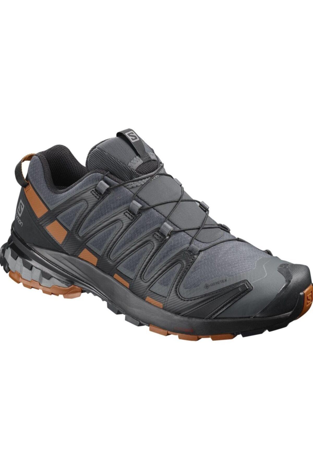 خرید اینترنتی کفش کوهنوردی خاص برند Salomon رنگ نقره ای کد ty47554724