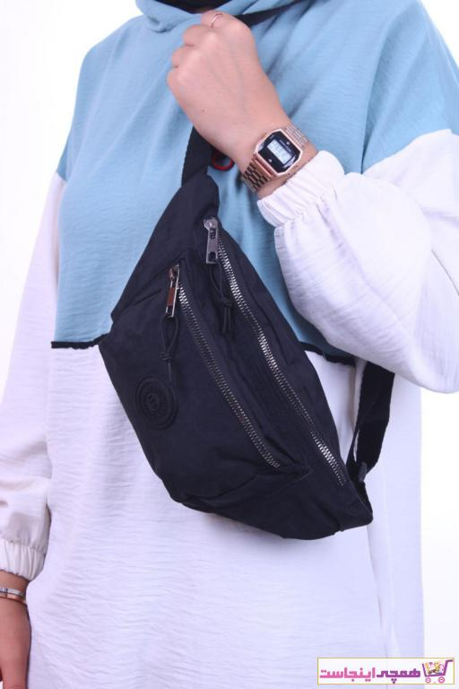 کیف کمری دخترانه برند Soobepark رنگ مشکی کد ty47855855