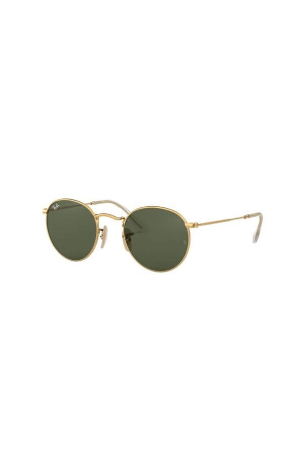 عینک آفتابی مردانه ترک برند ری بن رنگ طلایی ty47872267