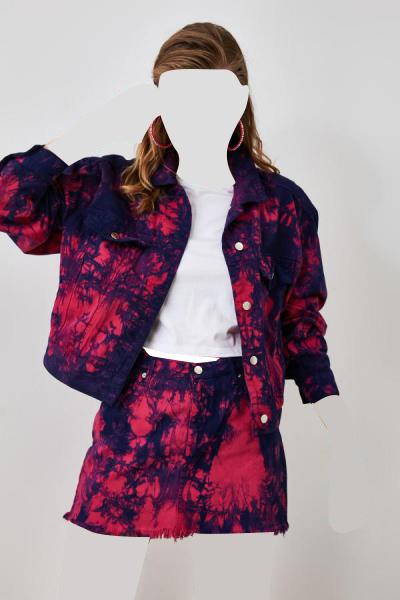 ژاکت زنانه برند TRENDYOLMİLLA رنگ آبی کد ty47881688