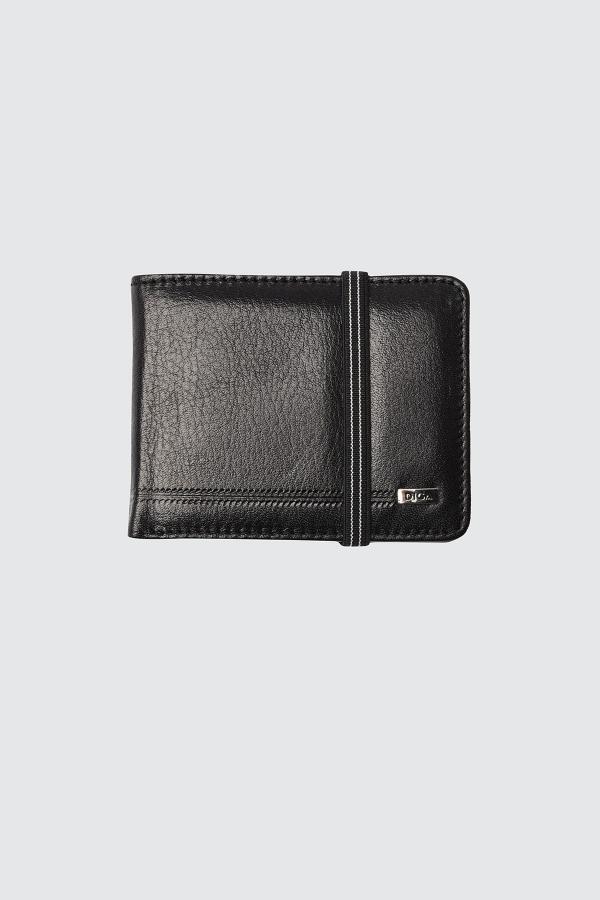 خرید پستی کیف پول جدید مارک ترندیول مرد رنگ مشکی کد ty48030589