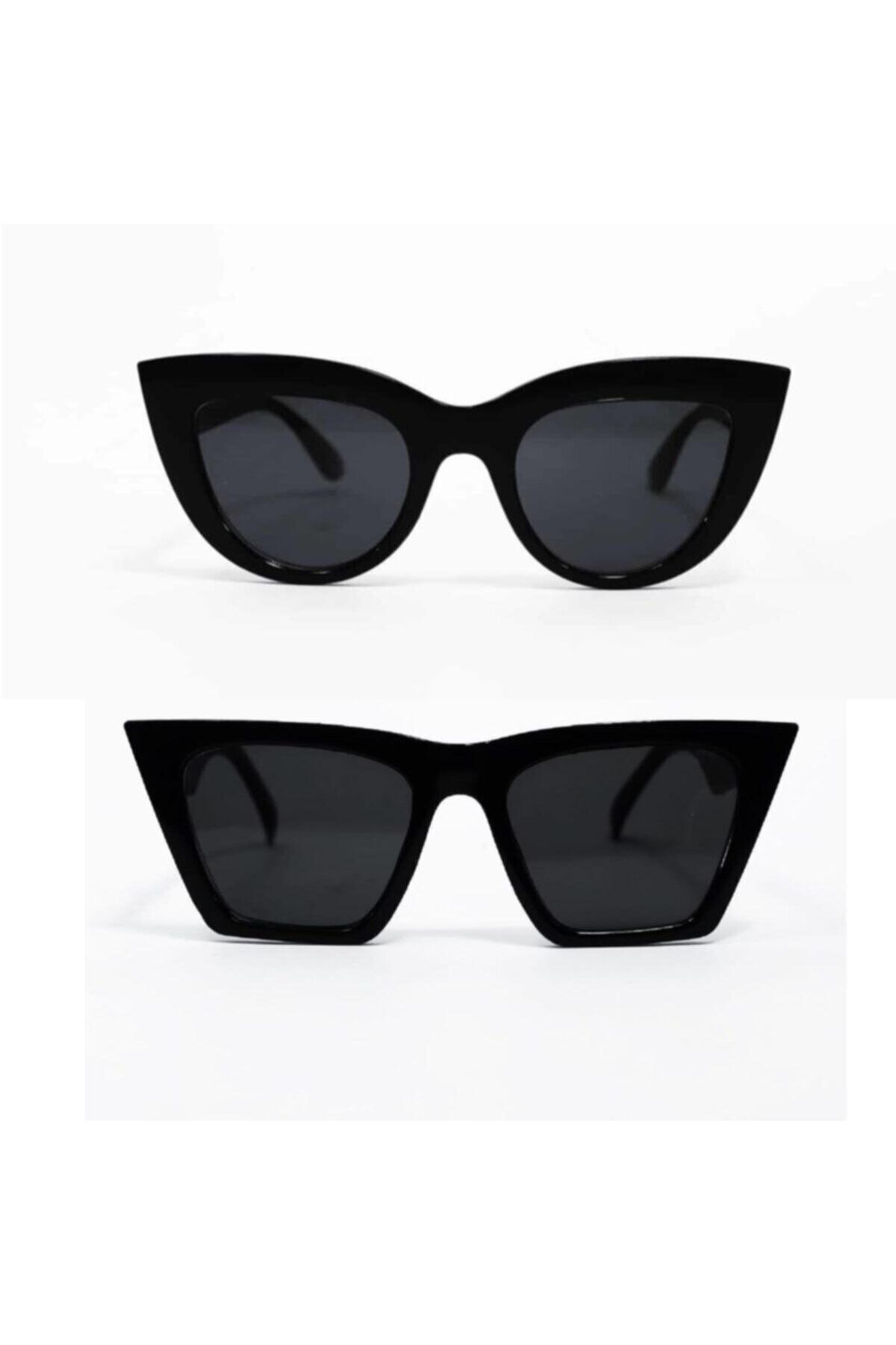 فروشگاه عینک آفتابی زنانه تابستانی برند modaisleri رنگ مشکی کد ty48363472
