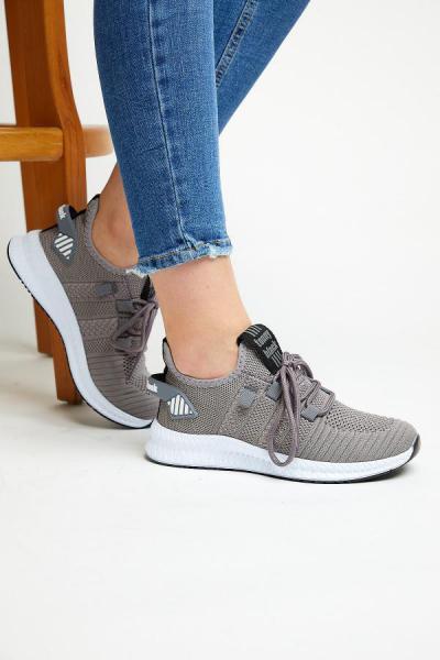 خرید پستی کفش اسپرت جدید برند تونی بلک رنگ نقره ای کد ty48501867