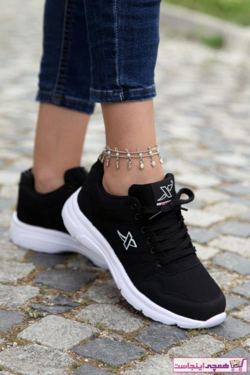 خرید نقدی کفش اسپرت مردانه فروشگاه اینترنتی برند XStep رنگ مشکی کد ty48629293