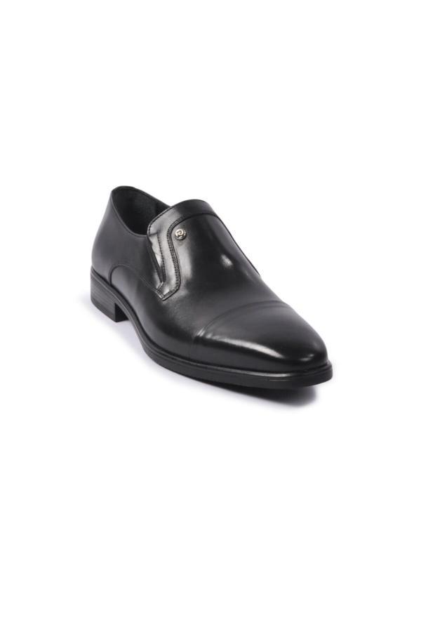 کفش کلاسیک 2020 مدل جدید برند پیرکاردین رنگ مشکی کد ty48647258