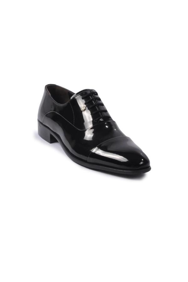 کفش کلاسیک خفن برند پیرکاردین رنگ مشکی کد ty48687812