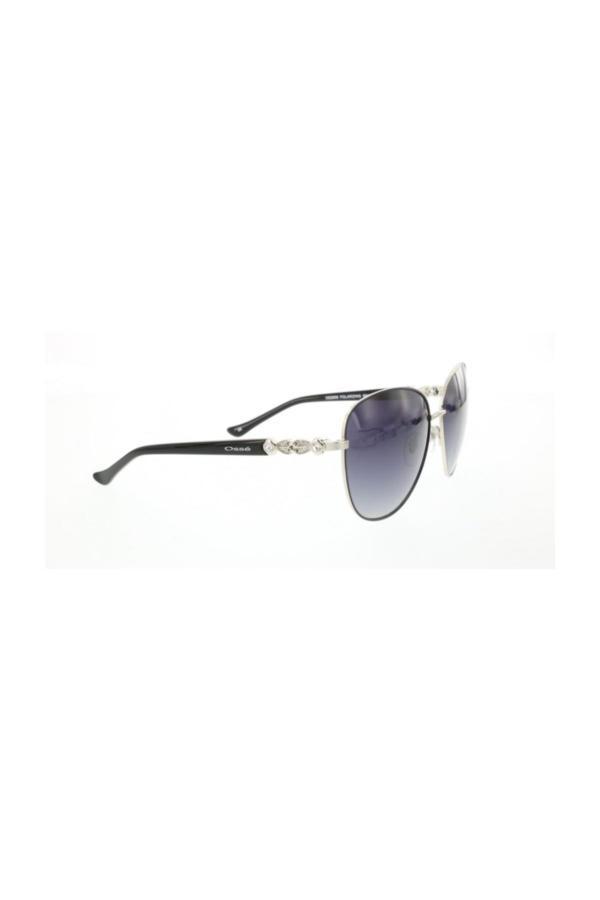 خرید انلاین عینک آفتابی زیبا زنانه برند Osse رنگ مشکی کد ty4946708