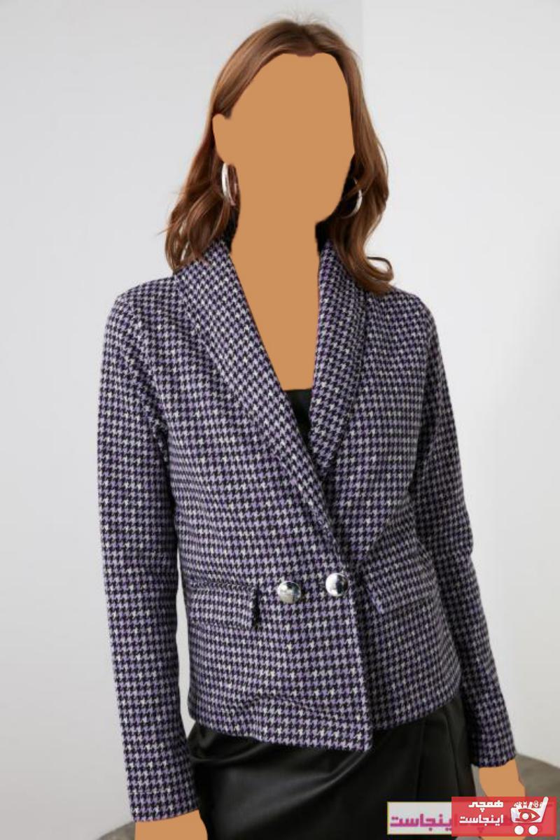 ژاکت زنانه مدل 2020 برند TRENDYOLMİLLA کد ty49522265