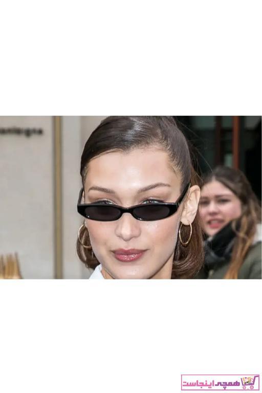 فروش عینک آفتابی زنانه 2020 برند GBN رنگ مشکی کد ty49669356