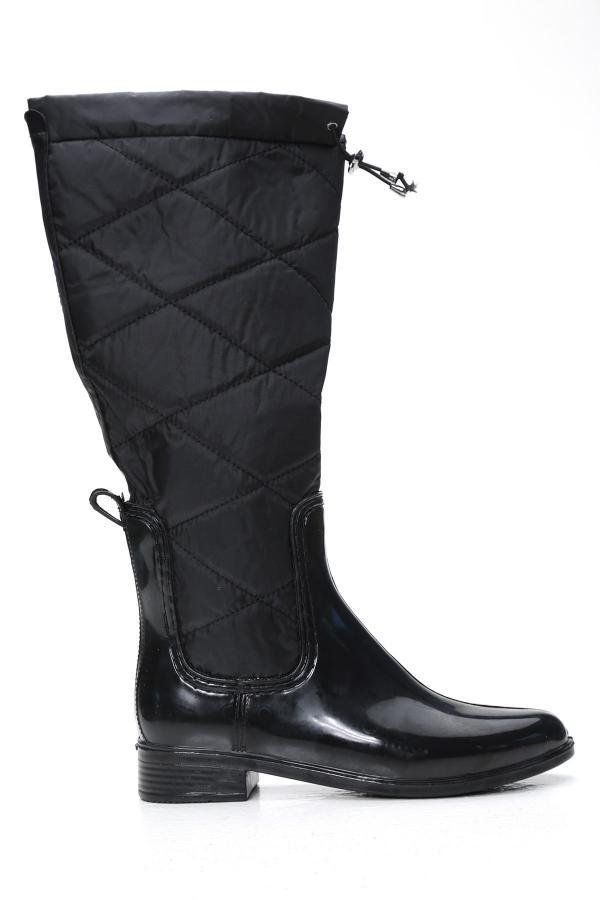 چکمه دخترانه شیک برند Violetta Shoes رنگ مشکی کد ty49815996