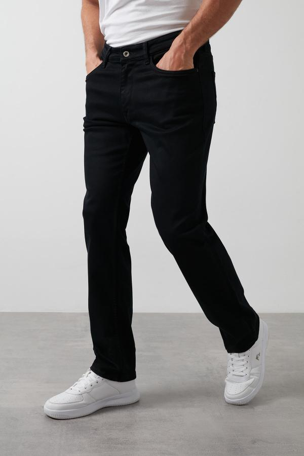 شلوار جین خاص برند Buratti رنگ مشکی کد ty49905220