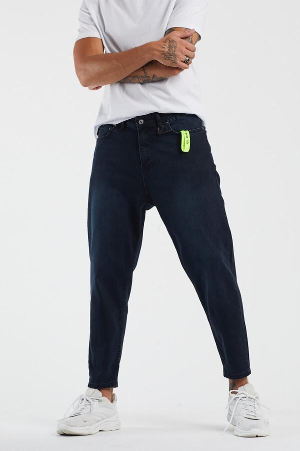 خرید نقدی شلوار جین مردانه ترک  برند Catch رنگ لاجوردی کد ty49922542