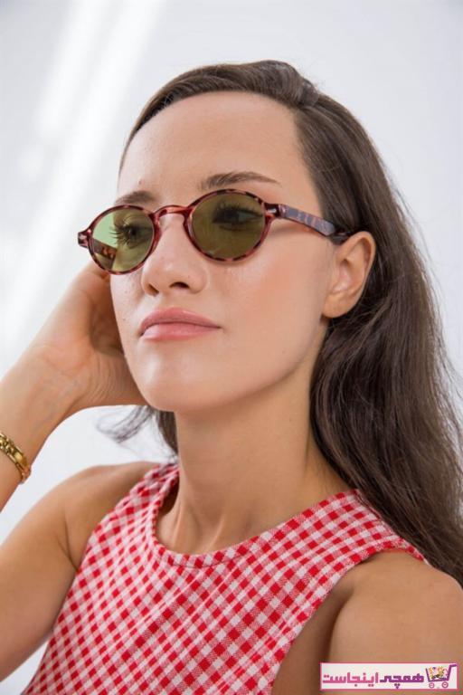 عینک آفتابی جدید برند Bilge Karga رنگ سبز کد ty50094203