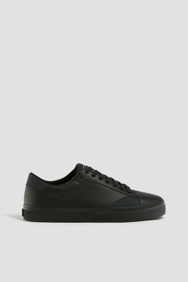 کفش اسپرت مردانه تابستانی برند Pull & Bear رنگ مشکی کد ty50389681