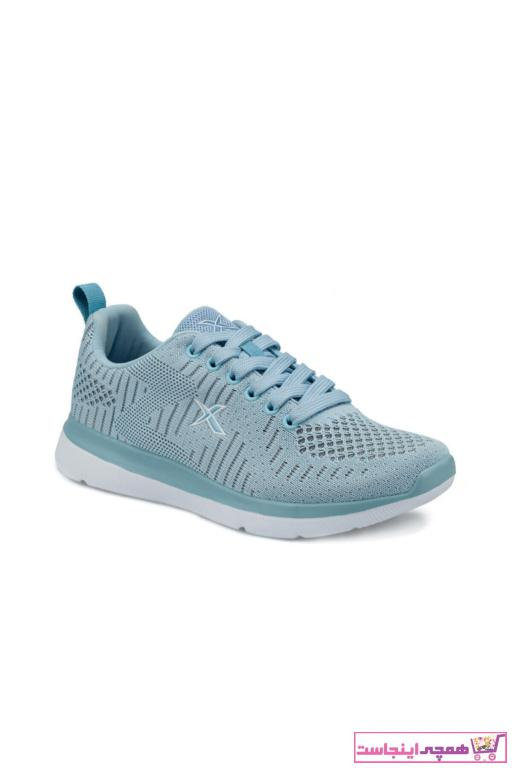 کفش مخصوص دویدن زنانه فروش برند کینتیکس kinetix رنگ آبی کد ty50742609