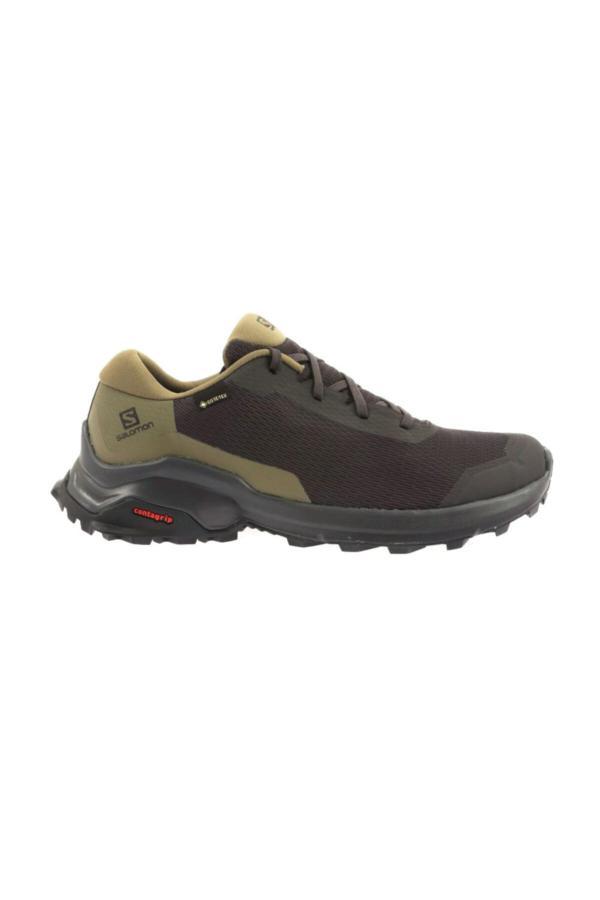 سفارش انلاین کفش کوهنوردی ساده برند Salomon رنگ زرشکی ty50762481