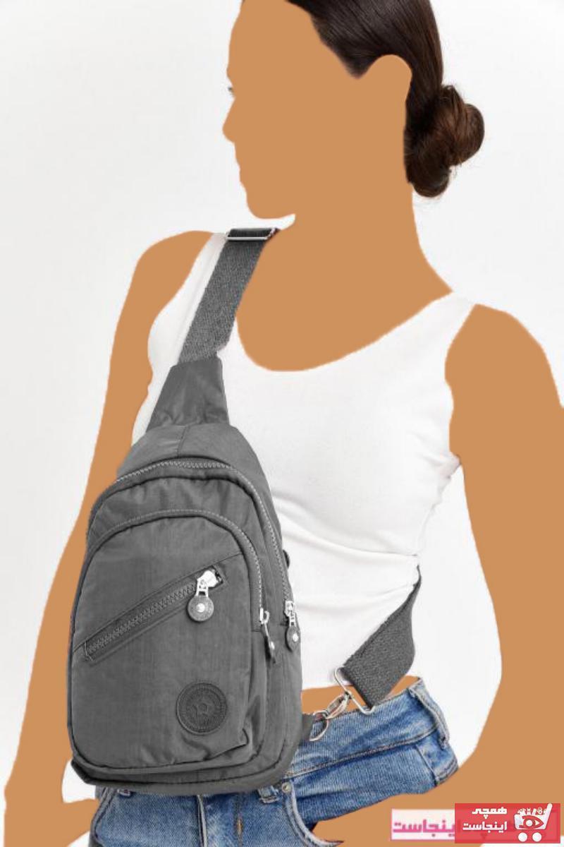 فروش انلاین کیف کمری مردانه مجلسی برند Bagzone رنگ نقره ای کد ty50781707