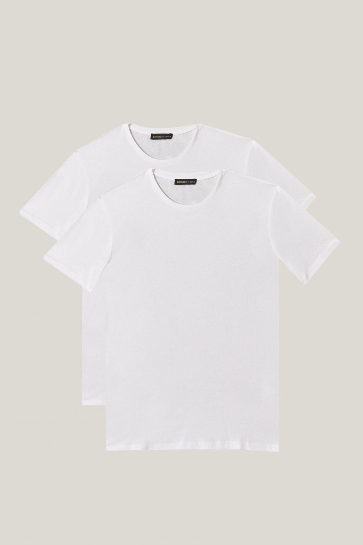 فروش انلاین تیشرت مردانه مجلسی برند ALTINYILDIZ CLASSICS کد ty50852720