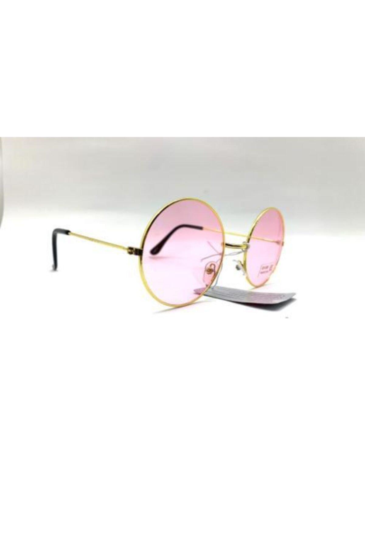 عینک آفتابی مردانه خفن برند premit رنگ صورتی ty51504292