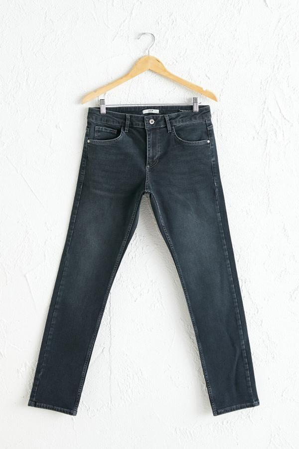 شلوار جین مردانه مدل 2020 برند ال سی وایکیکی LC Waikiki رنگ لاجوردی کد ty51581599