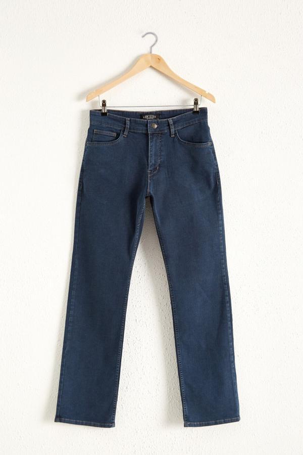 شلوار جین مردانه حراجی مارک ال سی وایکیکی رنگ آبی کد ty51581664