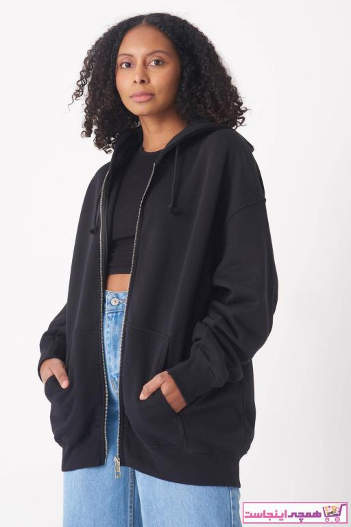 خرید نقدی ژاکت بافتی زنانه ترک  برند Addax رنگ مشکی کد ty51770560