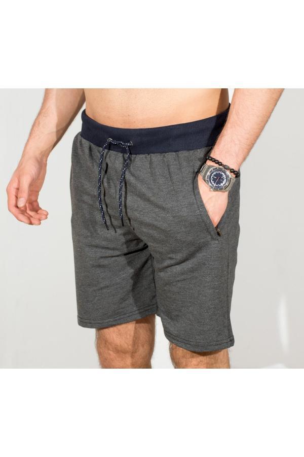 شلوارک اصل برند Derin Mavi رنگ نقره ای کد ty51802150