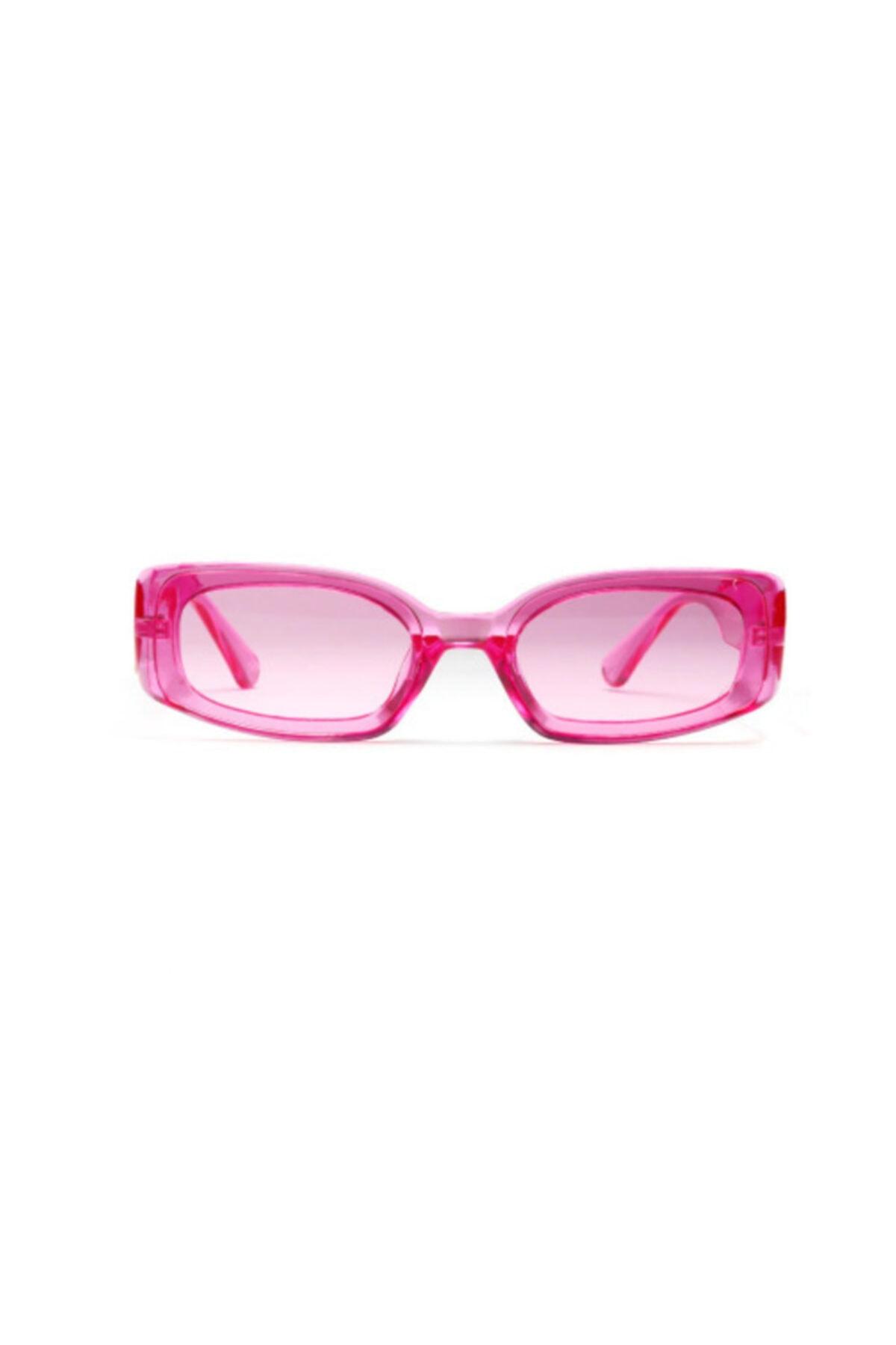 فروش عینک آفتابی زنانه ترک مجلسی برند Toz Vintage رنگ صورتی ty51964655