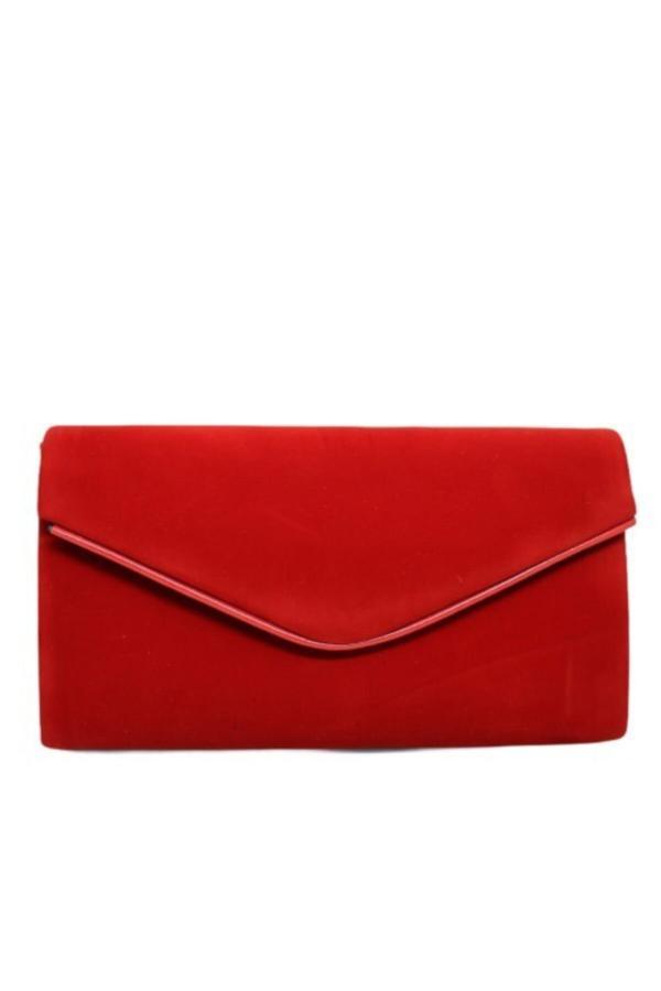 کیف مجلسی دخترانه خاص برند weem bag رنگ قرمز ty52141032