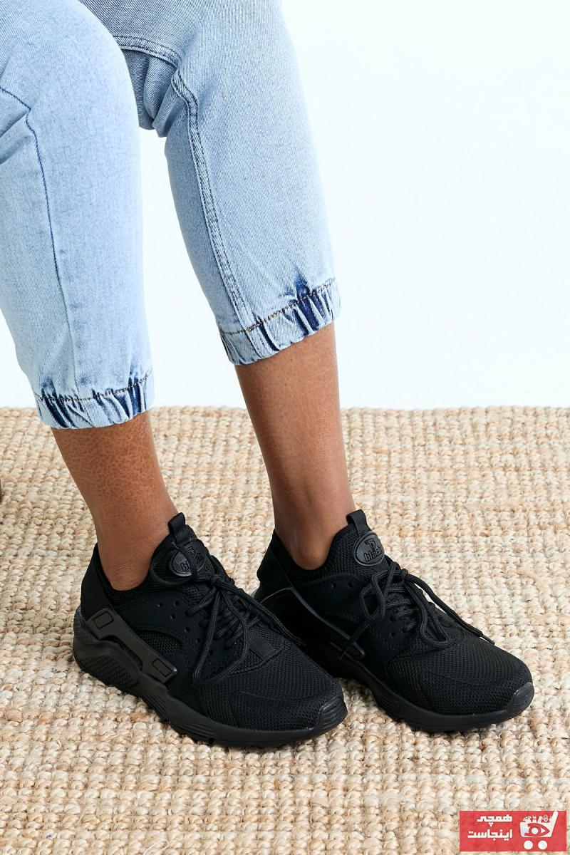 کفش اسپرت جدید برند تونی بلک اورجینال رنگ مشکی کد ty5214771