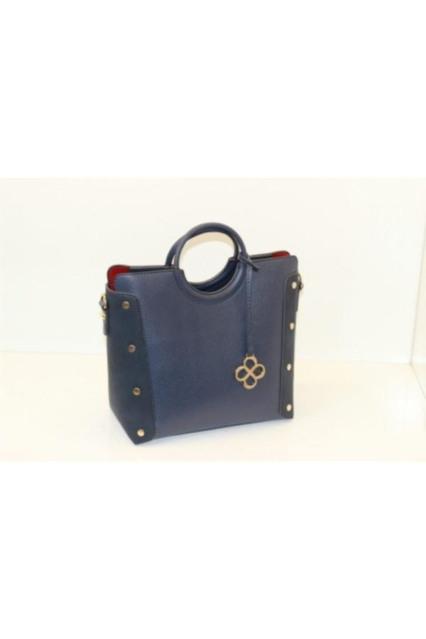 فروش کیف دستی دخترانه اصل و جدید برند Dezmond Bags رنگ لاجوردی کد ty52162731