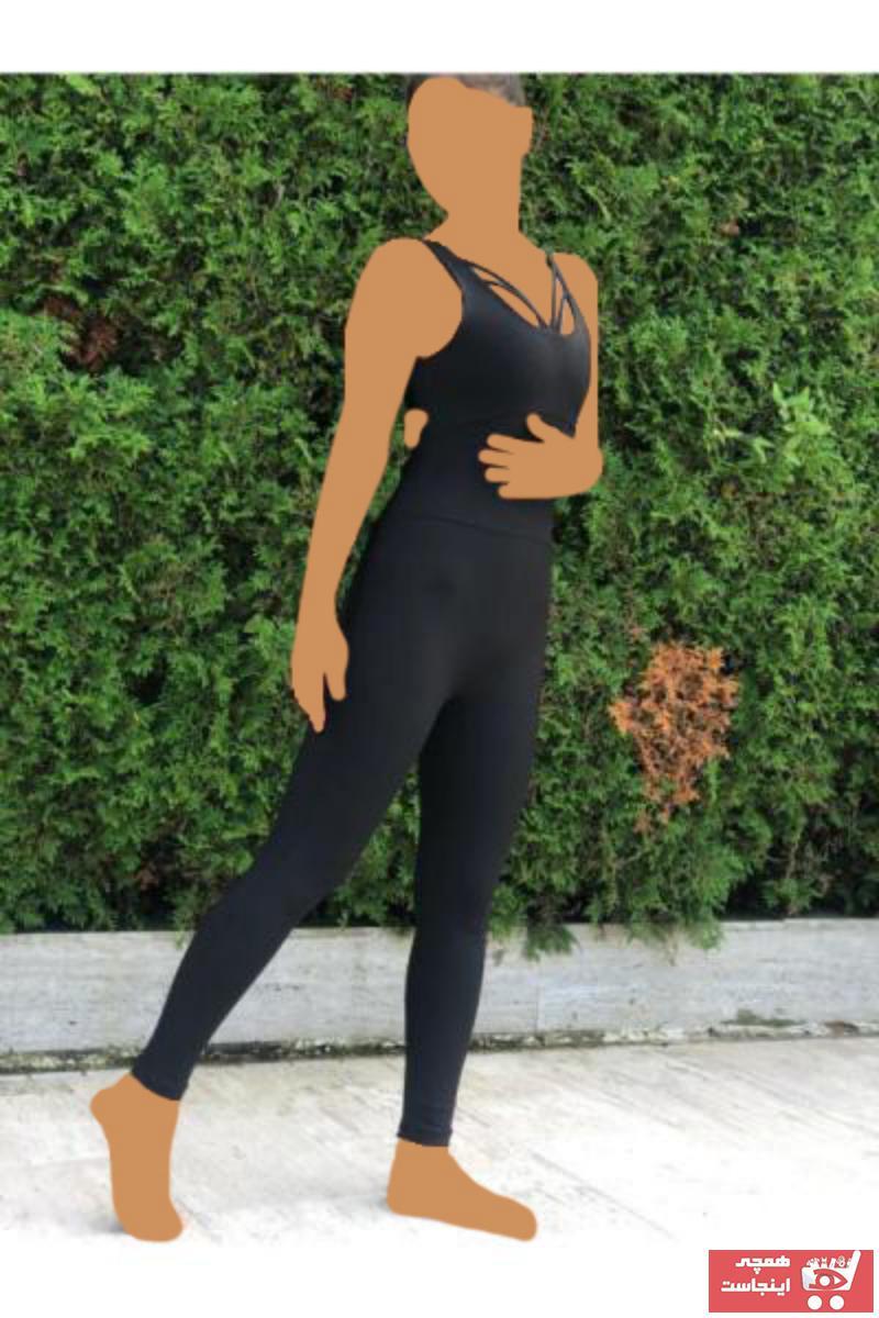 خرید تولوم زنانه شیک برند Shaqtiwe رنگ مشکی کد ty52187438