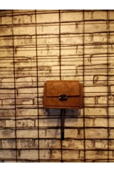 کیف مجلسی زنانه سال ۹۹ برند Ladess رنگ قهوه ای کد ty52195714