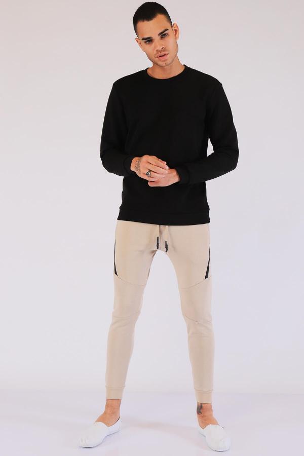 شلواراسلش خفن برند Twister Jeans رنگ بژ کد ty52322464