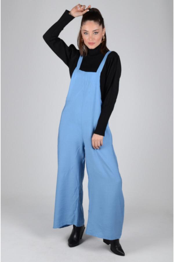 تولوم زنانه زیبا برند MASTİCHA رنگ آبی کد ty52330546